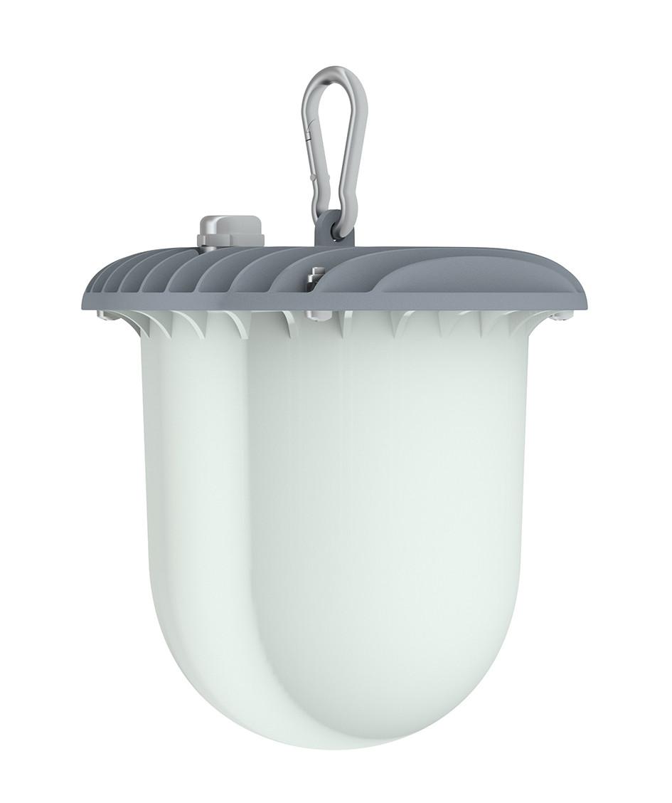 Новый сверхкомпактный и легкий светильник FEREKS в форме «жёлудя»
