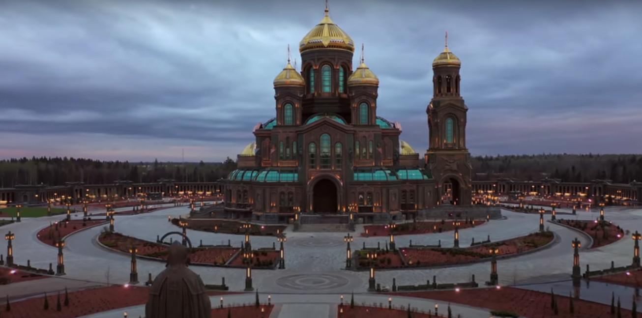 Светильники FEREKS на объектах парка «Патриот»